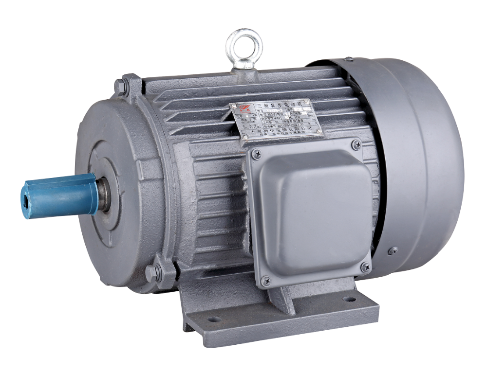 Y Series 4 Pole 3 Phase Ac Induction Electric Motor 22kw