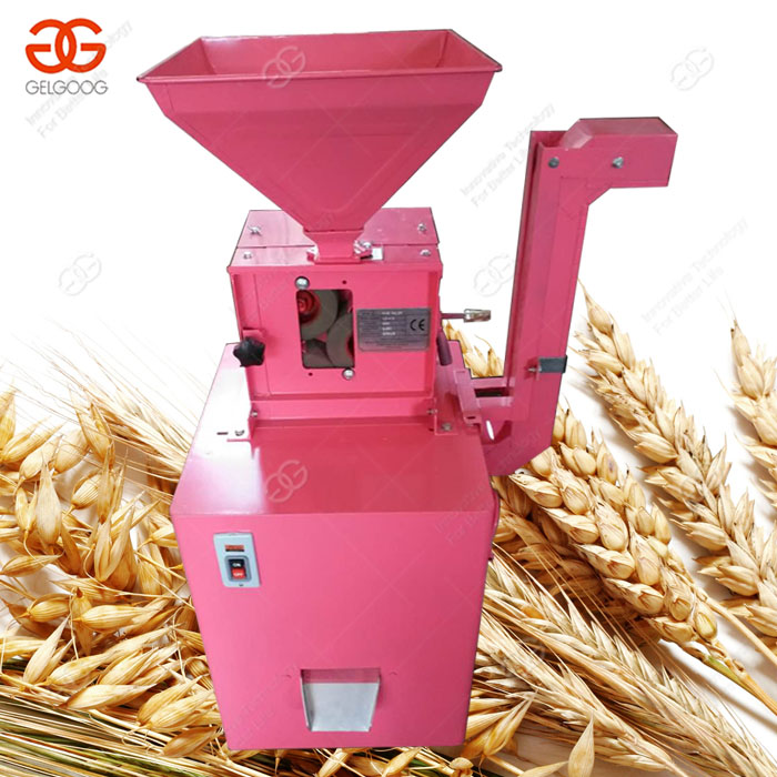 Small Scale Complete Commercial Rice Milling Machine In ...