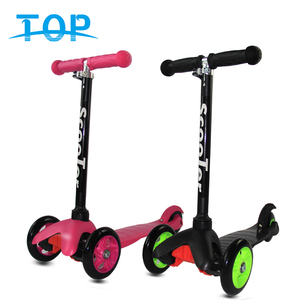 top new baby riding on push scooter foot step scooter for wholesale