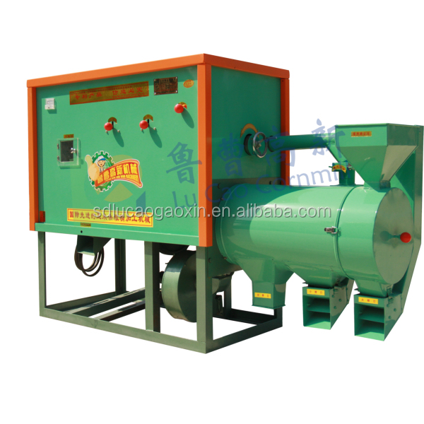 excellent performance machine for maize corn grit &flour together with best price
