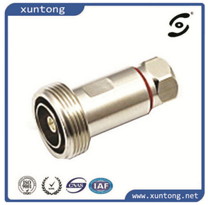 Best price RF connector 7 16 DIN female flange coaxial connector