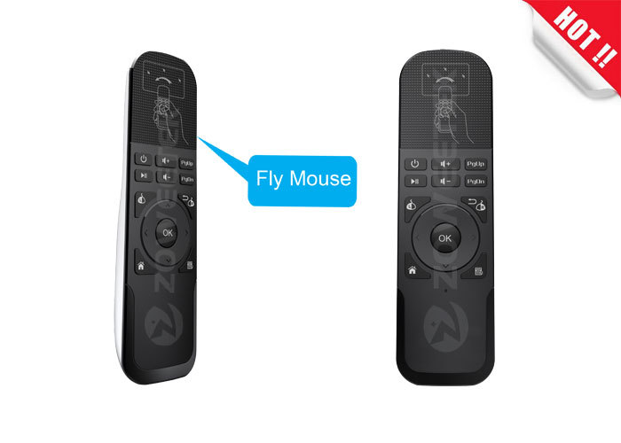 Rf Air Mouse Remote Control For Smart Tv Samsung Laser