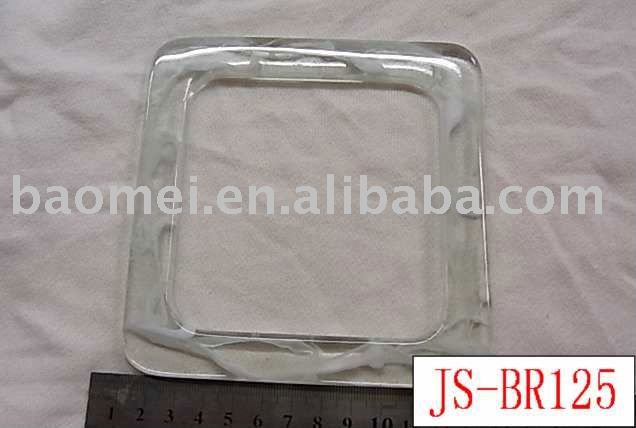 JS-BR125 resin handbag handle