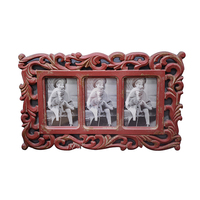 Antique Wooden Modern Frame Wall Picture Art And Decoration