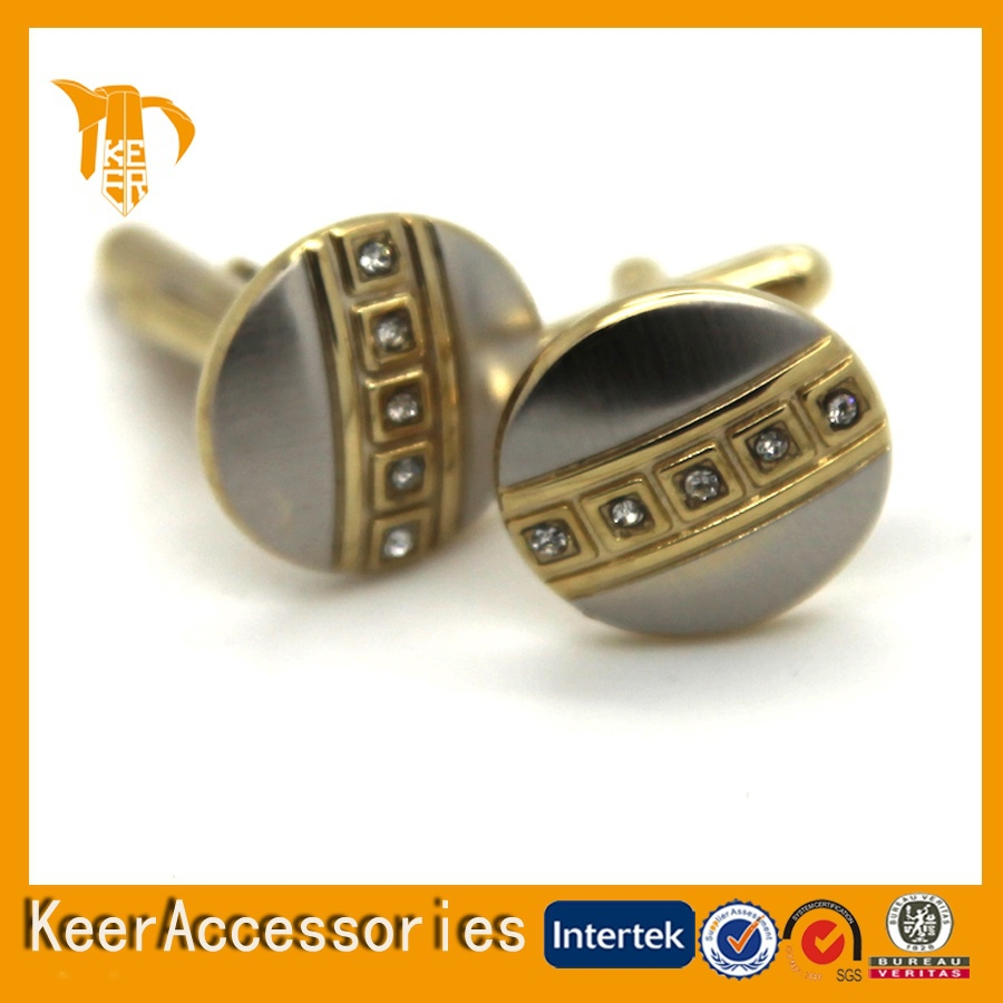 Alibaba popular wholesale cufflink for the boss man