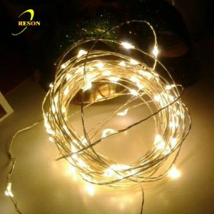 RS-WL001 12V fairy led copper wire string lights