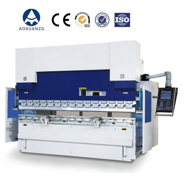 WC67K-160/3200 china new products high quality hot sale electro hydraulic synchronized cnc press brake