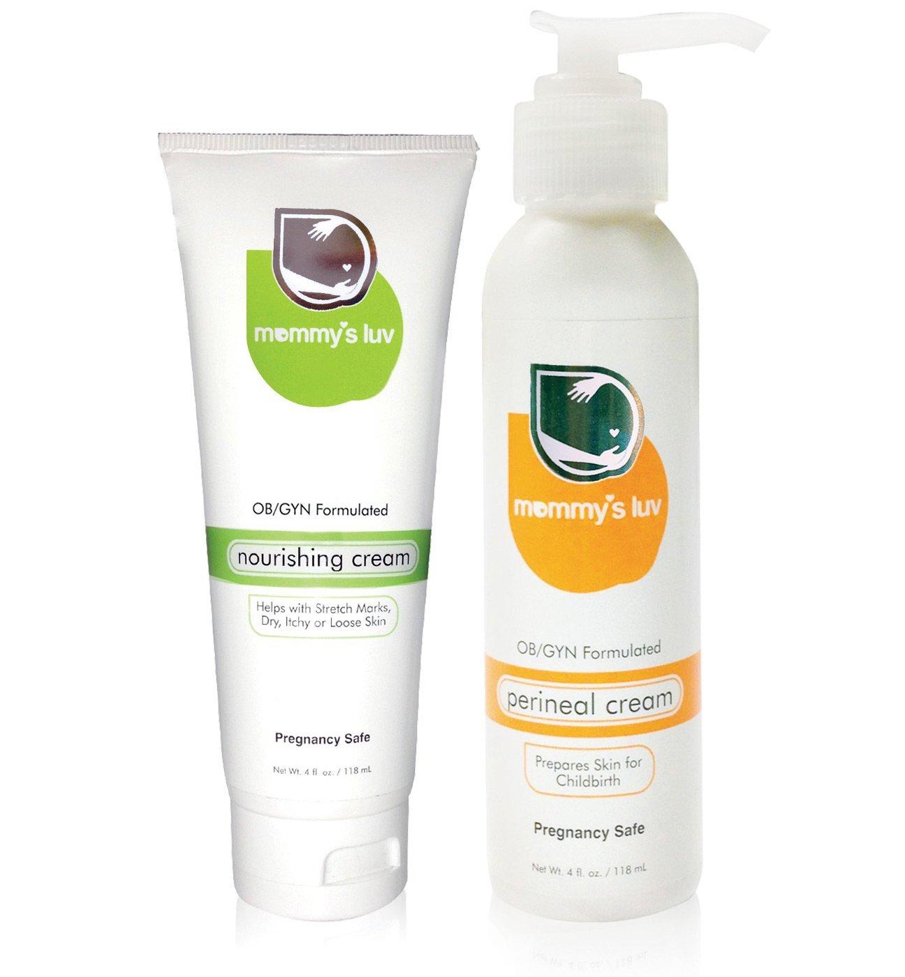 Mommy's Luv Pregnancy Creams Set of 2