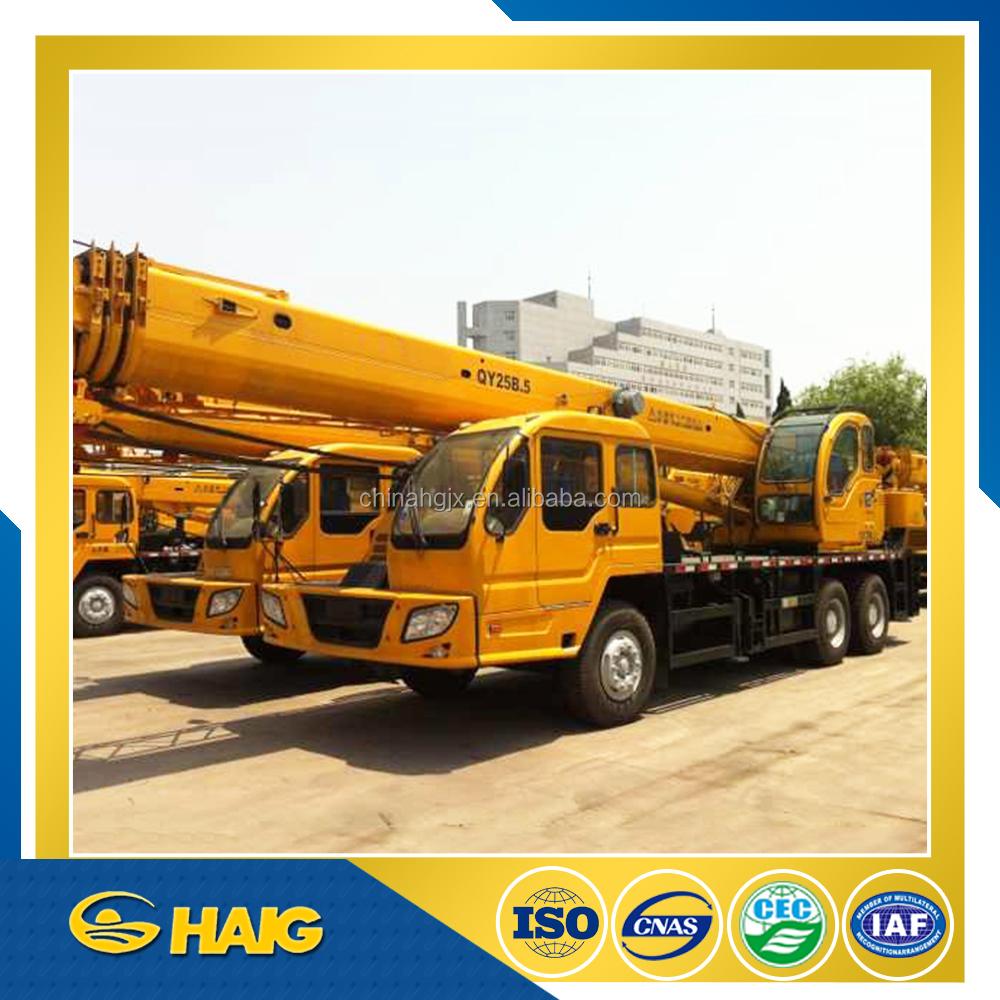 25 Ton Small Truck Crane For Sale China Mobile Crane