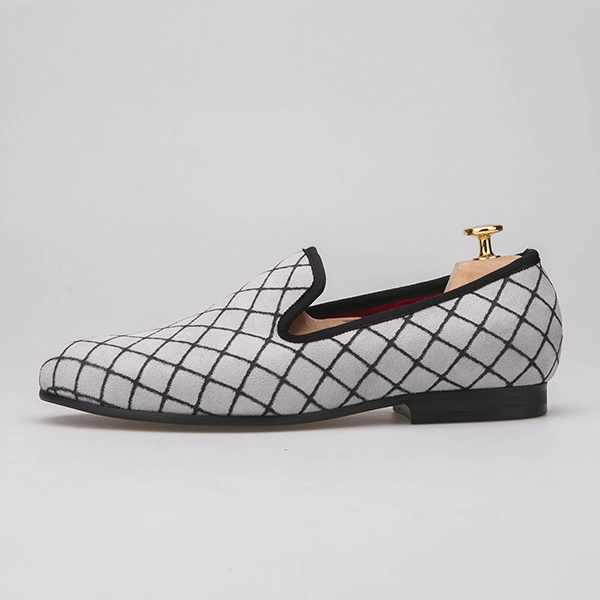 Men Factory Shoes Loafers Guangzhou Plaid vqr8Yv