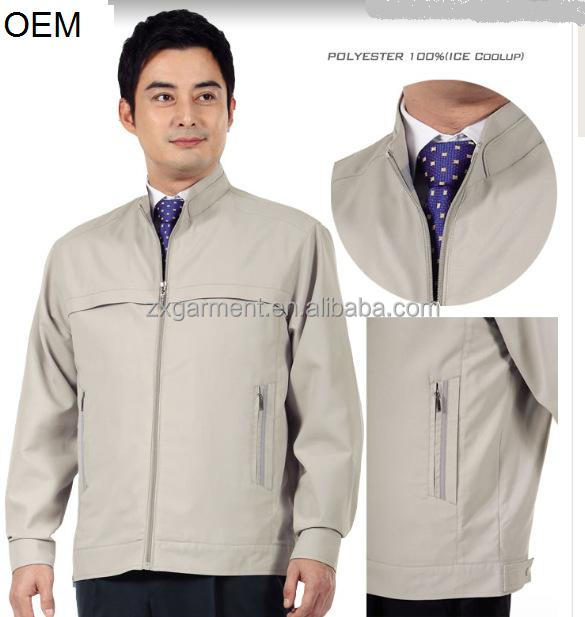 grey cotton workwear for mining OEM MANUFACTURER made in China