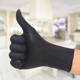 Disposable medical latex Dingqing rubber pvc protective gloves industrial anti-oil acid and alkali safety gloves