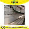 Newest type Focus industry Halal abattoir equipment chicken slaughter line 500-1000 bph for Muslim people