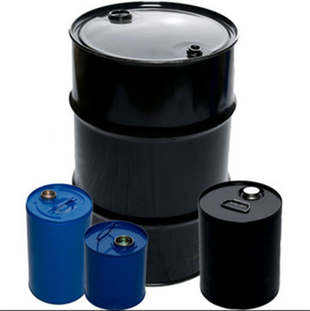 international standard 208L steel empty barrel for bitumen