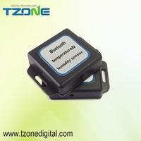 Portable Grade Temperature and Humidity Sensor Based Data Logger