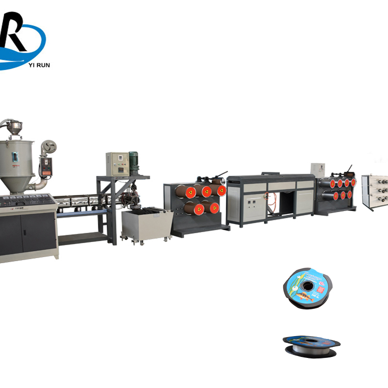 Quality guarantee pp split film extruder film making machine pp blown film machine