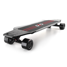 Lightest Thinnest waterproof 3000W best powered 100% carbon fiber electric skateboard longboard kit