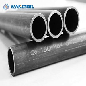 0.35 inch outer diameter standard GB 35CrMo alloyed steel pipe