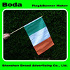 Event polyester car ireland flag mirror cover