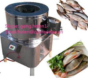Automatic fish scale removing machine, fish scales scraping machine, fish scaler machine