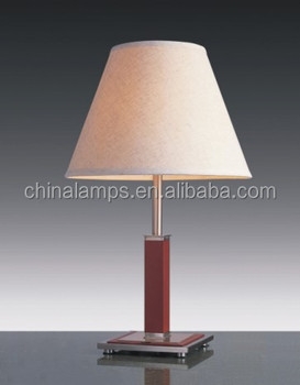 Saso Middle East Wood Chinese Antique Table Lamp With Fabric ...
