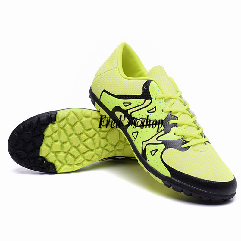 Get Quotations · 2015 New arrival adi X 15.1 FG Messi soccer shoes Athletic  cleats boots Hot sell AD dc304cb9d