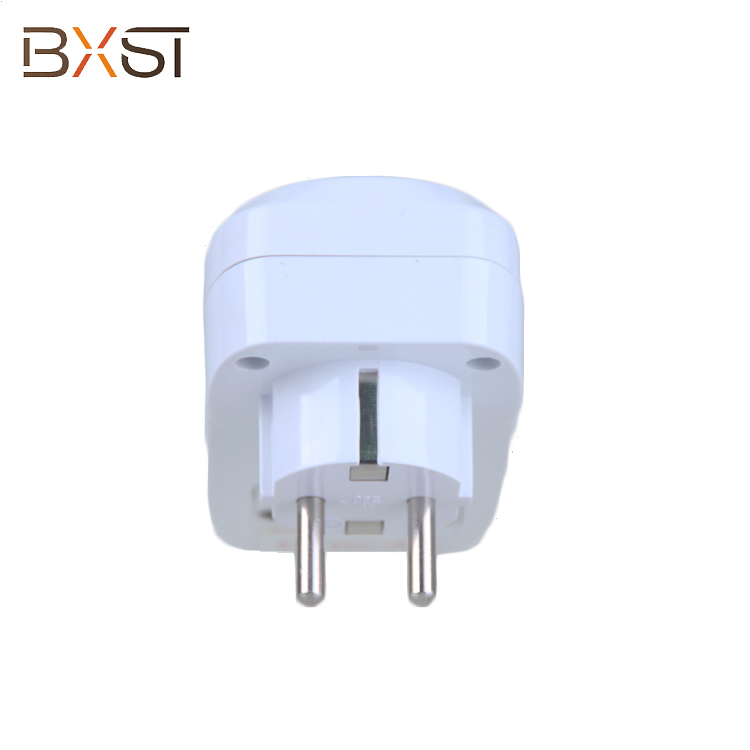 CE/ETL/GS Cirtifications Low Voltage Surge Protector / Surge Protective Device Refrigerator Double Adapter Plug Socket with Usb