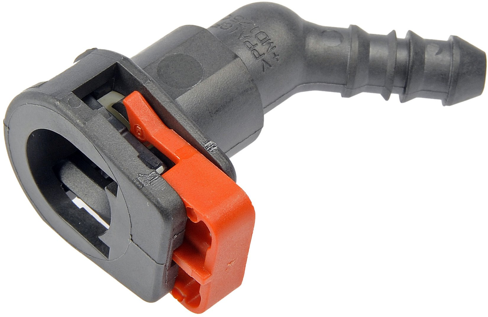 90 Degree Fuel Line Connector Pack of 2 Dorman 800-323 Nylon 3//8 in