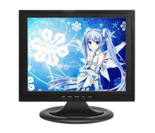 LCD monitor 17 inch 12V DC used TFT Panel monitor with HD Input