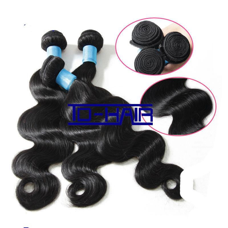 Cheap 3 Bundles Unprocessed Virgin Brazilian Hair Free