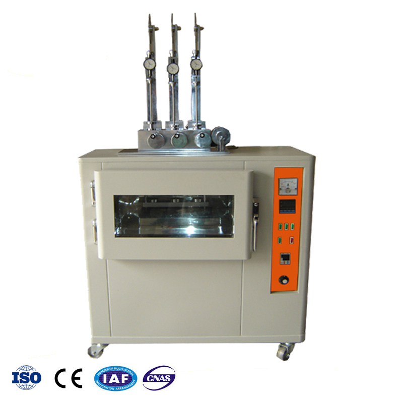 Heating Deformation Testing Machine For Wire/Cable