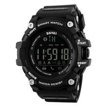 Hot Skmei 1227 <span class=keywords><strong>Jam</strong></span> Tangan Tahan Air 5atm Digital Pria Militer Smart Watch