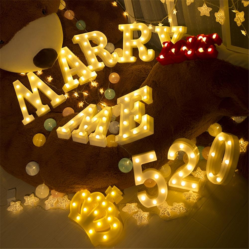 Finden Sie Hohe Qualität Marquee Buchstaben Lichter Hersteller und ...