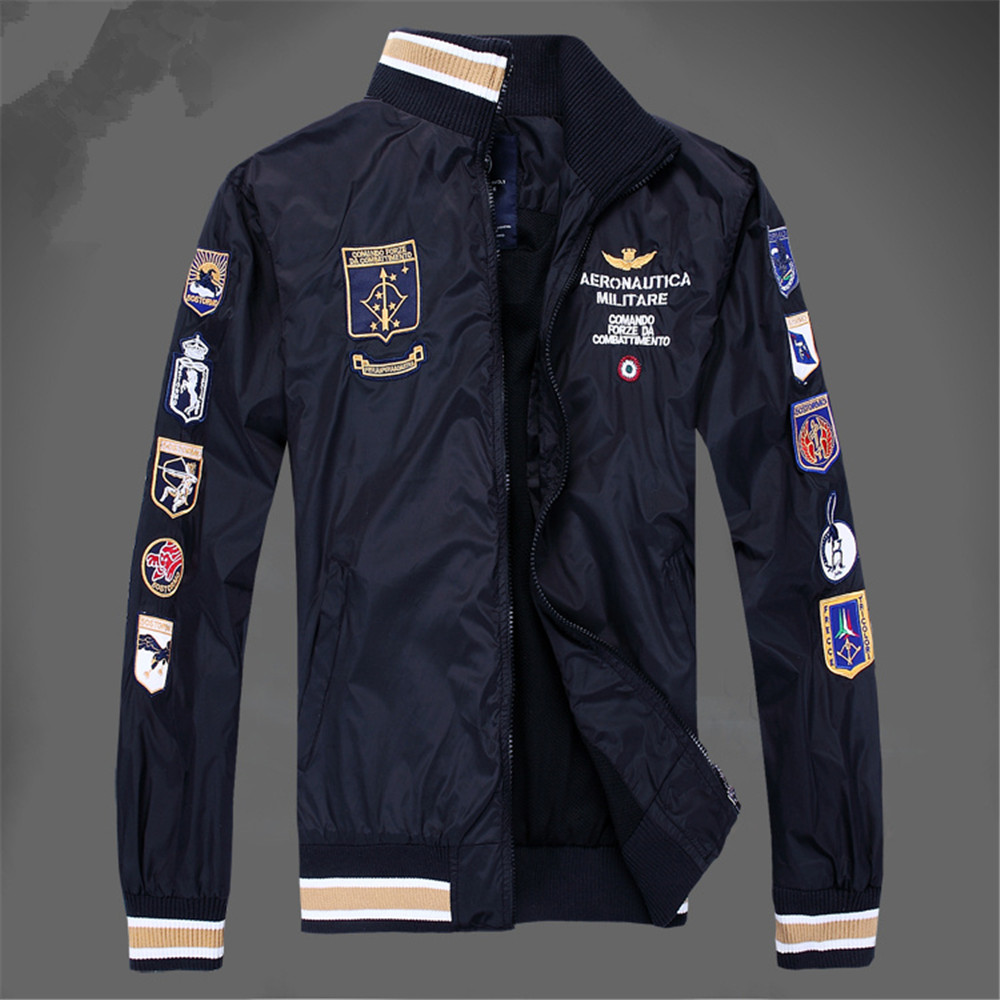 Aviation Industry Militare Air Force One polo men's blazer