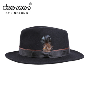 b87ca151d2c3c4 Decorate Fedora Hat, Decorate Fedora Hat Suppliers and Manufacturers at  Alibaba.com