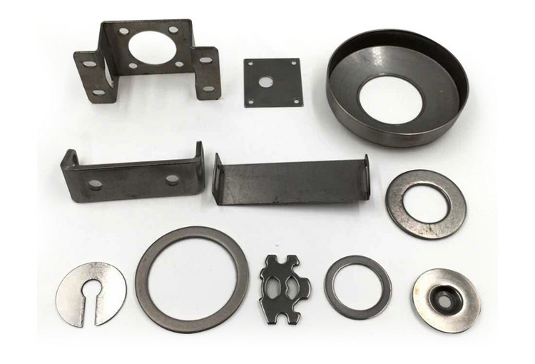 OEM bending cutting service aluminum sheet metal forming stainless steel stamping parts