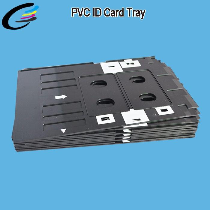 Inkjet PVC ID Card Printer Tray for L800 L805 L810 L850 L801 R390 R290 T50  T60 PVC Tray