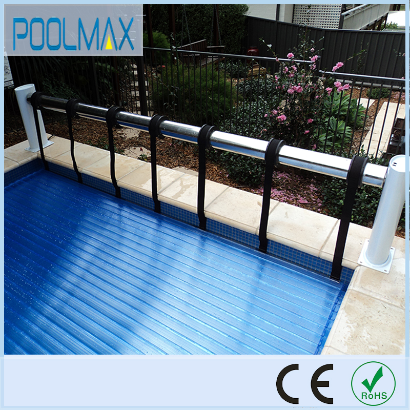 Electric Solid Color Swimming Pool Slatted Cover A Man Can Walk On It - Buy  Solid Color Swimming Pool Cover,Swimming Pool Slatted Cover,Pool Slatted ...