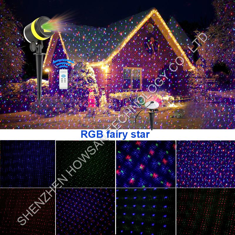 Rgb Wasserdichte Laser Moving Head Sterne Bewegung Lampe Rotierenden ...