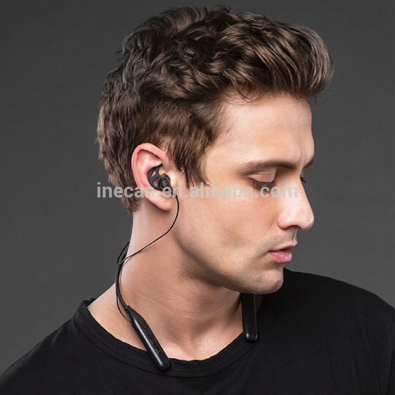 Unique in-ear ported design wireless bluetooth headset headphone For driving