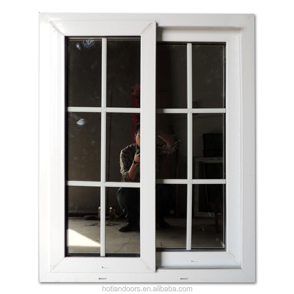 High Quality Home Windows Grill Design Simple New Style Window Sliding Kitchen