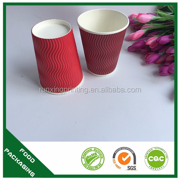 disposable cheap coffee to go paper mug