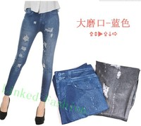 As seen on TV ladies fashion denim look new womens leggings jeans leggings jeggings sexy hot jeans leggings pictures of jeggings