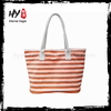 New design stripe cotton shuolder bag,cotton gift bag,candy packaging cloth bag