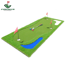 Usine OEM Golf Putting Green Tapis de Formation avec Bunker Tapis de Golf