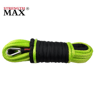 JINLI 11mm 35m synthetic rope altec winch rope