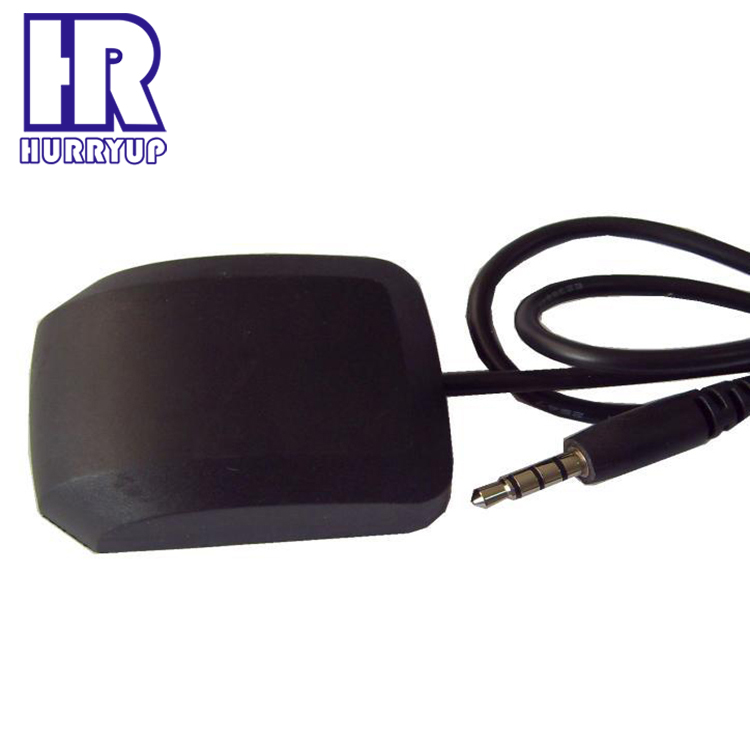 GPS mouse SKM51 Audio connector with embedded GPS antenna and built-in MT3339 chip for vehicle