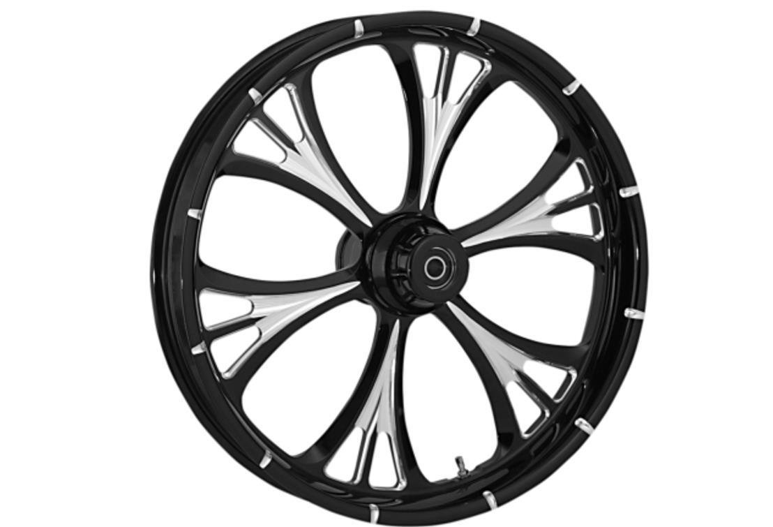 RC Components Majestic Eclipse Forged Front Wheel (Dual Disc) - 23x3.75in. (23) 237509017102E