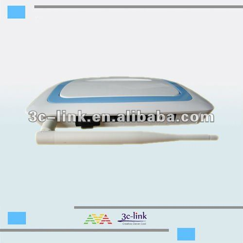 4-port ethernet fiber optic wireless router ,Fiber 150M router