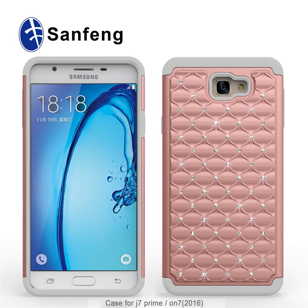 new concept 72709 2e14d Cell Phone Case Cover For Samsung Galaxy J7 Prime On7(2016),Hot Sell  Diamond Case Cover For Samsung - Buy Cell Phone Case Cover For Samsung  Galaxy J7 ...